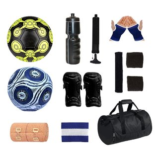 Footballs (2 Pcs) with 10 other items Combo-44