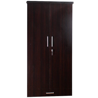Caspian Super Delux 2 Door Wardrobe