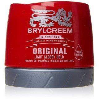 Brylcreem Original Light Glossy Hold Hair Cream - 250ml