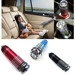 Mini Auto Car Freshener Air Purifier Ionizer Ionic Oxygen Bar - BD0301