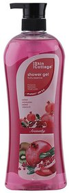 Skin Cottage Shower Gel, Fruity Essence, Aromathy - 1000ml