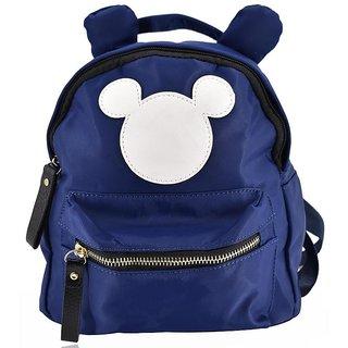 Mini Backpack Micky School Bag For Kids - Blue