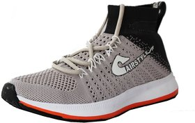 Max Air Running Sports Shoes 8846 Dark Grey Light Grey
