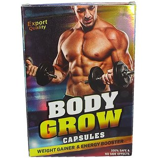 Dr. Chopra Body Grow Capsules 10s Pack x 4