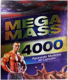 Dr. Chopra Mega Mass 4000 Capsules 30's Pack