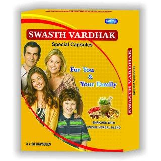 G G Pharmacy Swasth Vardhak Capsule