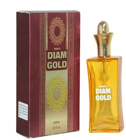 patel's DIAM GOLD Eau de parfum 100ml for Men