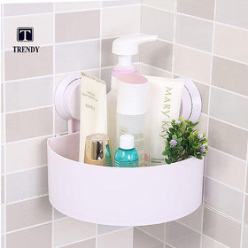 Trendy Triangle Shelves For Bathroom Cosmetic And Other