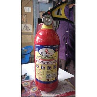 Ultra Fire ABC Powder Type Fire Extinguisher 2KG