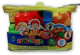 Goyal Traders Big Building Block Set -1 (Multicolor)