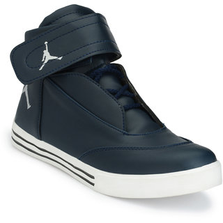e3da1dbf67c ... Sandals BlackBlack  popular brand f863b fbc34 Real Blue men Navy Jordan  Shoe ...