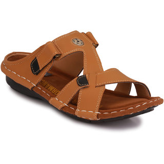 9ac68f093321 Buy Real Blue Men Leather Party wear Sandal Online   ₹499 from ShopClues