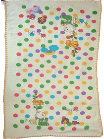 Charming Baby Dot Bath Towel For Your Little Champ