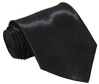 Stonic Mens Necktie  Tie Solid Color Ties