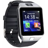 Nokia 808 PureView CompatibleWireless Bluetooth Sim Supported Watch (M9-Black) for Android Smart Phones by Sensivo