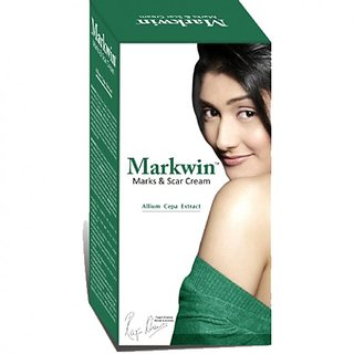 Markwin Marks  Scars Removal Cream - 30gm