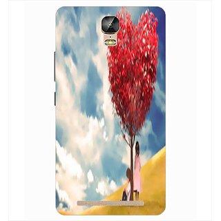 Printgasm Gionee Marathon M5 Plus printed back hard cover/case,  Matte finish, premium 3D printed, designer case