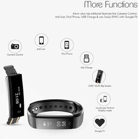 WIRES ID115 Smart Band Fitness