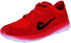 Max Air Running Sports Shoes 8846 Red