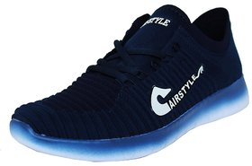 Max Air Running Sports Shoes 8846 Navy Blue