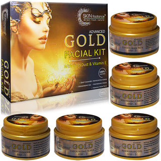 Skin Radiance Gold Facial Kit 250gm