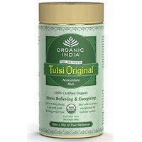 Organic India Original Tulsi Tea 100 GM Tin
