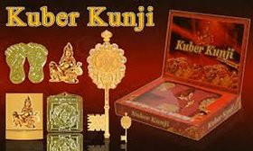 KUBER KUNJI - GOD OF IMMENSE WEALTH  PROSPERITY - ENERGIZED