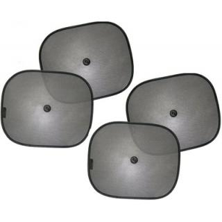 AutoSun Side Window Sun Shade For Universal For Car Set of 4
