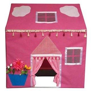 KisMis Pink House Tent
