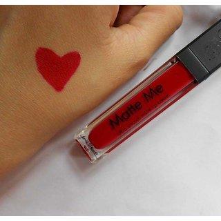 Incolorr Matte Me Liquid Lipstick-421. Free 1 Incolorr Lip Pencil