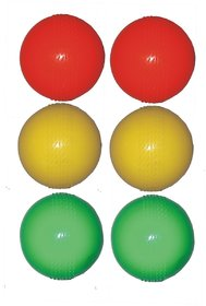 Ceela Sports Wind/Hollow Ball Pack of 6