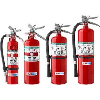Ultra Fire ABC Powder Type Fire Extinguisher 4KG
