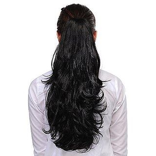Homeoculture Hair Extension 20 Inches (Black)