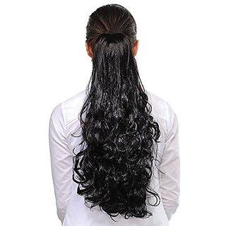 Homeoculture Hair Extension 18 Inches (Brown)