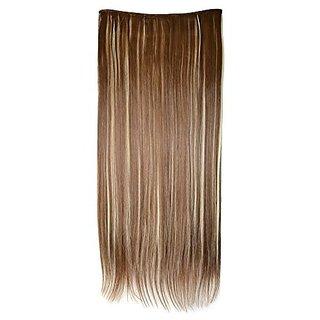 Homeoculture Hair Extension Bun Brown