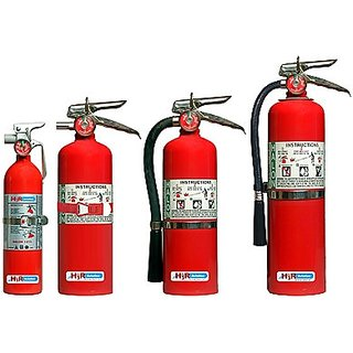 Ultra Fire ABC Powder Type Fire Extinguisher 6KG