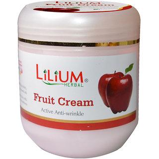 Lilium Herbal Fruit Cream 500ml
