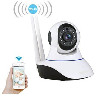 IBS Home IP Security Camera Wireless Surveillance Camera 720P Wifi Night Vision Dual Antenna Support IP Dome 720p Camera