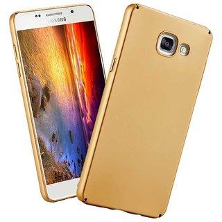 TBZ Hard Back Case Cover for Samsung Galaxy J7 Max  -Golden