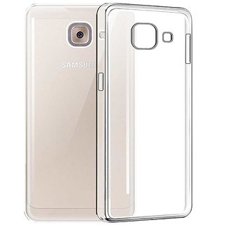 TBZ Transparent Silicon Soft TPU Slim Back Case Cover for Samsung Z4