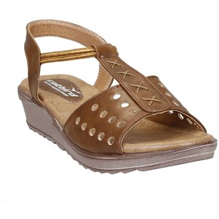 CatBird Women's Brown Sandals