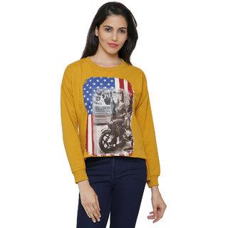 Maggivox Full Sleeve Printed Women's Sweatshirt