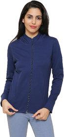 Maggivox Full Sleeve Applique Women's Sweatshirt