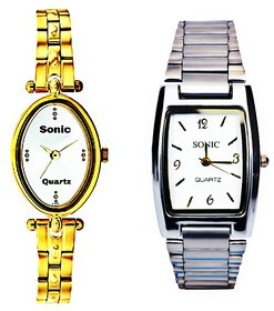 SILVER CHAIN(WHITE DIAL)RECTANGLE MEN AND DESIGNER (WHI