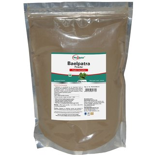 Way2Herbal Natural and Pure Bael Leaf Aegel marmelos Powder 5 kg pack for Cholesterol control