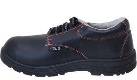 Tektron Polo Albama Safety shoes, with anti slip sole  Steel toe