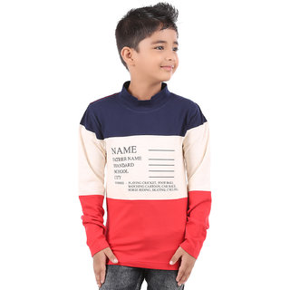 cecd42d4d7a Buy BodyGlove Boy Kids Casual Round Neck Printed T-Shirt