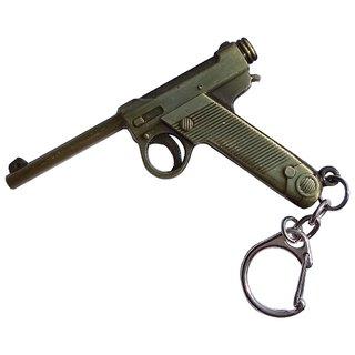 JHARJHAR REVOLVER GUN KEY CHAIN (G)