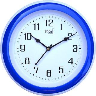 Sowell Quartz Round Wall Clock 2699Bl