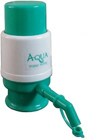 Water Pump Hstore Aqua Hand Press Manual Water Pump for 20 Litres Bottle MADE IN INDIA